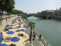 Paris Plages 2013 capturé en photos Instagram