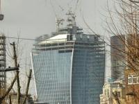 A Londres, un gratte-ciel génère un rayon de la mort
