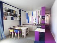 Des intérieurs comme des tableaux colorés