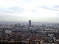 Bientôt six nouvelles tours à Lyon ?