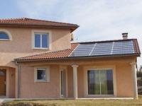 Lancement d'une nouvelle offre de maison avec toiture solaire