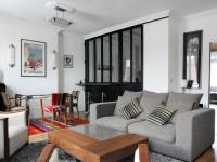 Un appartement lyonnais esprit Art Déco