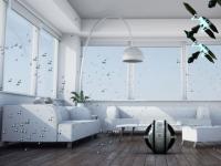 Une armée de robots nettoyeurs volants remporte l'Electrolux Design lab 2013