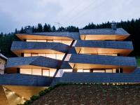 Le cuivre à l'assaut de l'architecture