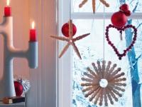 Pas à pas : quatre décorations de Noël à faire soi-même