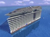 Freedom Ship, une ville qui flotte