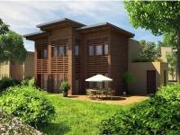 Des maisons à ossature bois évolutives distinguées par l'Ademe