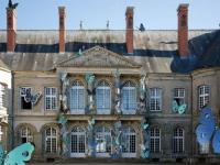 Au château d'Haroué, ça va papillonner !