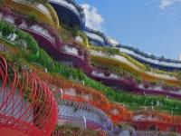 Habiter à Ibiza les boas, les logements extravagants de Jean Nouvel
