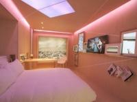 My Room, une chambre d'hôtel connectée 100 % personnalisable
