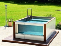 Salon Piscine Global 2014 : des innovations intelligentes pour la piscine