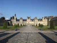 Le château de Fontainebleau s'engage dans des travaux de réhabilitation