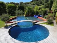 Quatre piscines de rêve plébiscitées par le grand public
