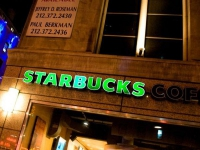 Habiter près d'un Starbucks valoriserait un bien immobilier