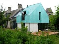 Toiture, façade : ces maisons qui osent la différence