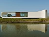 Une villa en Corian® ultradesign