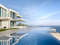Une villa à Alicante avec vue sur mer