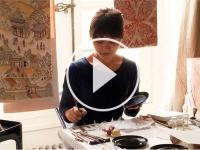 Découvrez les secrets de la laque japonaise (VIDEO)