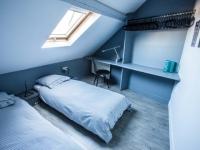 Aménager une chambre sous les toits
