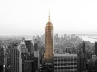 Un Empire State Building... en bois !