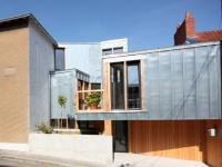 Rénovation : extension et jeux de niveaux pour une maison de ville