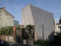 Maison d'architecte : Un écrin de bois poétique et créatif à Montreuil