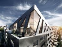 Les façades purifiantes et autonettoyantes, nouvelle arme contre la pollution de l'air