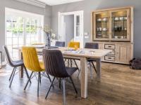 Aménager une salle à manger : le retour en force du vaisselier