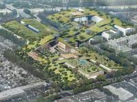 Projet hors-norme : zoom sur la future plus grande toiture végétalisée du monde
