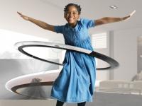 Electrolux Design Lab 2015 : purifier l'air en faisant du hula hoop !