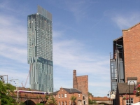 Insolite : Beetham tower, la tour sifflante (VIDEO)