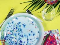 Insolite : le printemps est dans l'assiette !