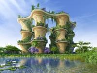 Hypérions : des arbres-villages pour verdir le paysage
