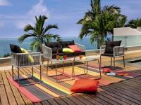 Mobilier de jardin design : les tendances de l'été 2016