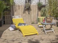 Dix chaises longues originales pour se détendre au jardin