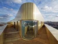 Le Flat Copper fait briller sa carapace cuivrée au nord de Paris