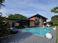 Une maison contemporaine inspirée par les yachts de luxe