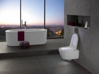 Toilettes lavantes, siège chauffant, abattant silencieux : les nouveaux WC