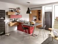 Dix astuces pour agrandir une petite cuisine