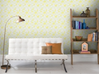 International Wallpaper Week : le papier peint fait le mur !