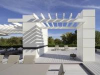 Un penthouse des années 70 s'offre une rénovation contemporaine
