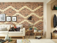 Plaquettes de parement et briques, solution tendance pour habiller vos murs