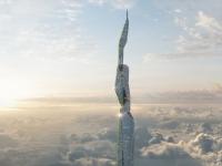 Insolite : Une tour capable de dépolluer l'atmosphère