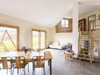 Une maison bioclimatique, performante grâce aux ressources locales