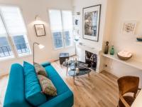Un appartement parisien de 35 m2 se réinvente en subtilité