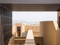 Insolite : Un hôtel de luxe au sommet d'un canyon