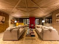"""Une maison d'hôtes de luxe """"passive"""" à 2.300 mètres d'altitude"""