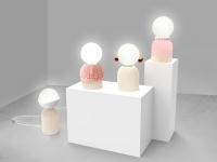 Trois designers français inventent le luminaire de demain