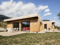 Pop'up House : une maison bois en kit, écologique et design