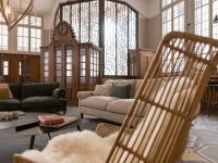 L'ancienne poste de Trouville transformée en loft convivial